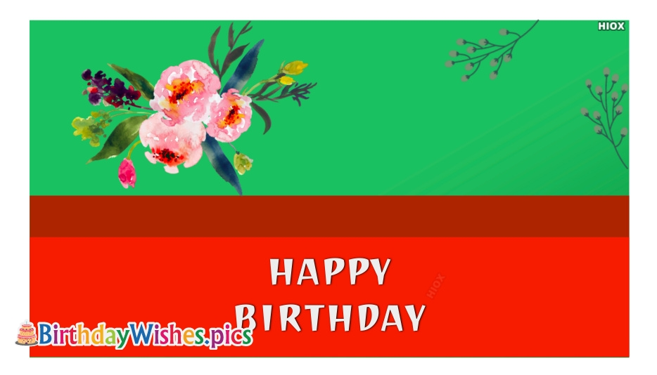 Best Happy Birthday Wishes Images Hd