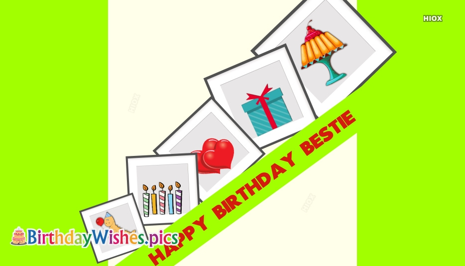 Birthday Wishes Images for Colorful