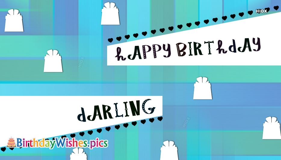 Birthday Wishes For Lovers