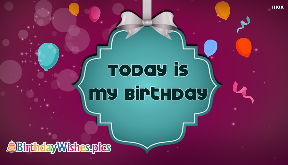 Birthday Wishes Images For Me