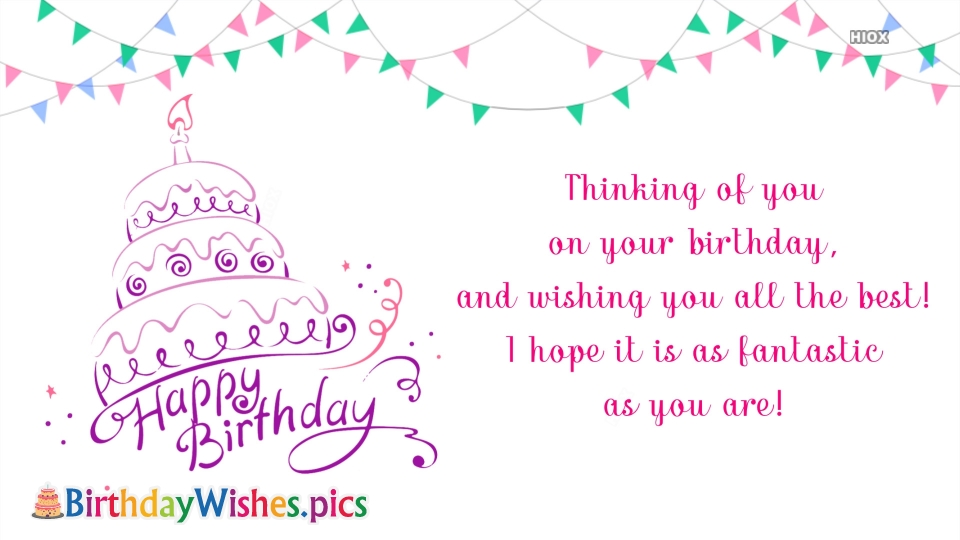 Birthday Wishes Images for Sms