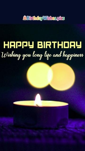 Birthday Wishes Unique Style