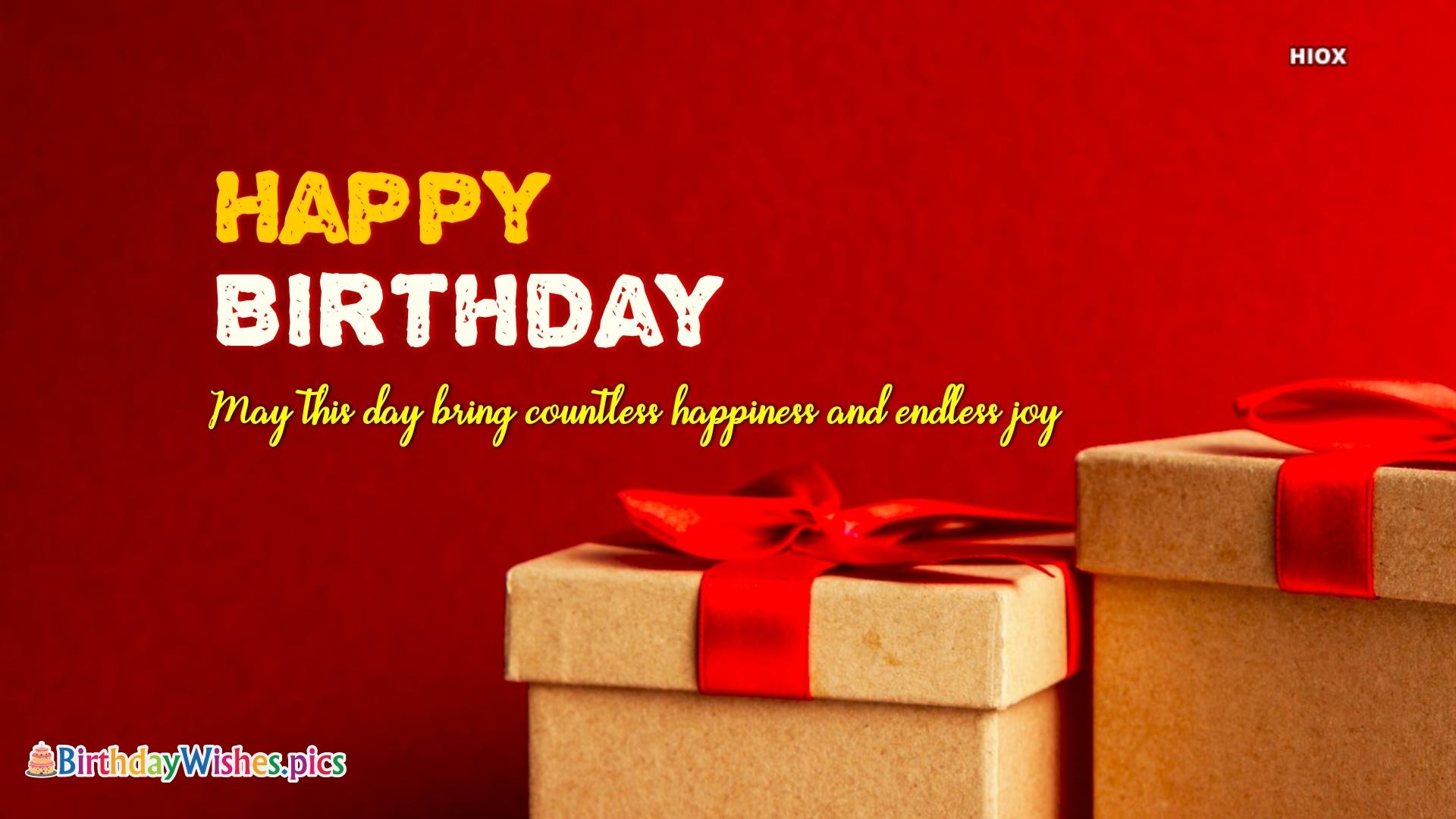 Birthday Wishes Whatsapp
