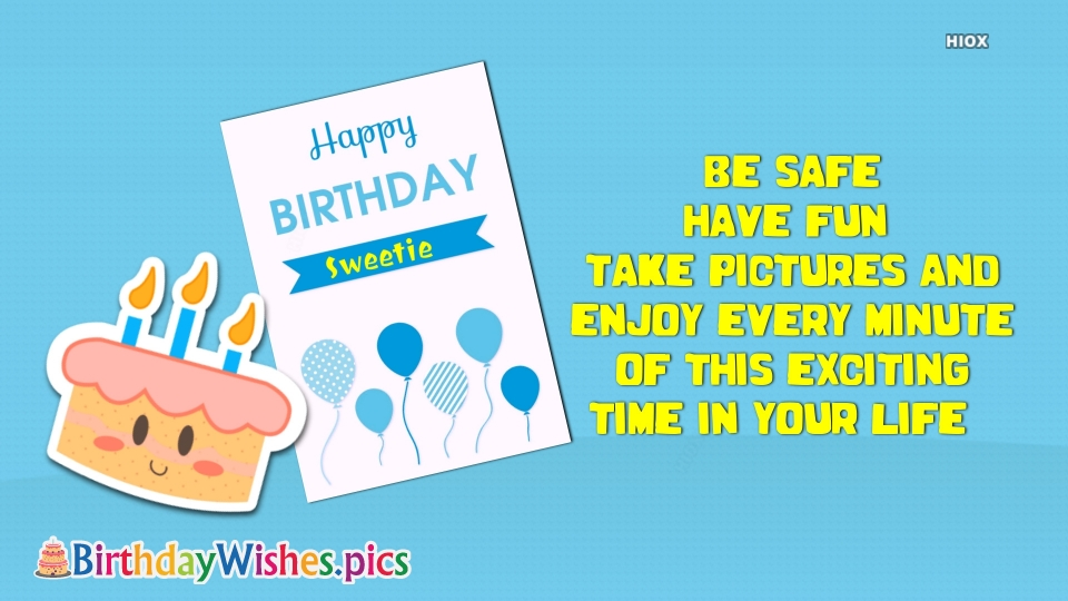 Birthday Wishes With Photo