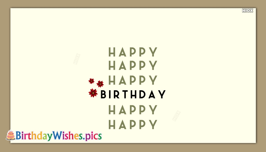 Birthday Wishes Images In White Background