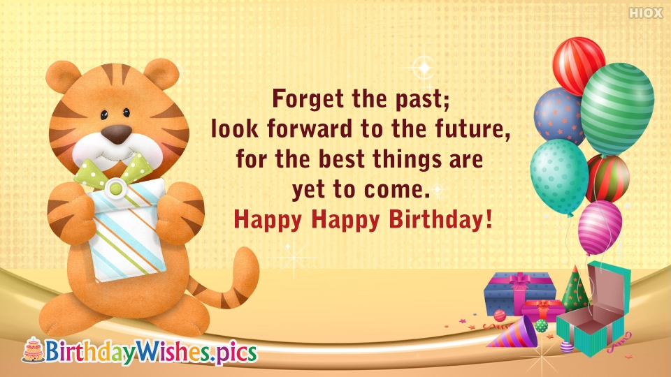 Birthday Wishes Images for Beautiful Wishes