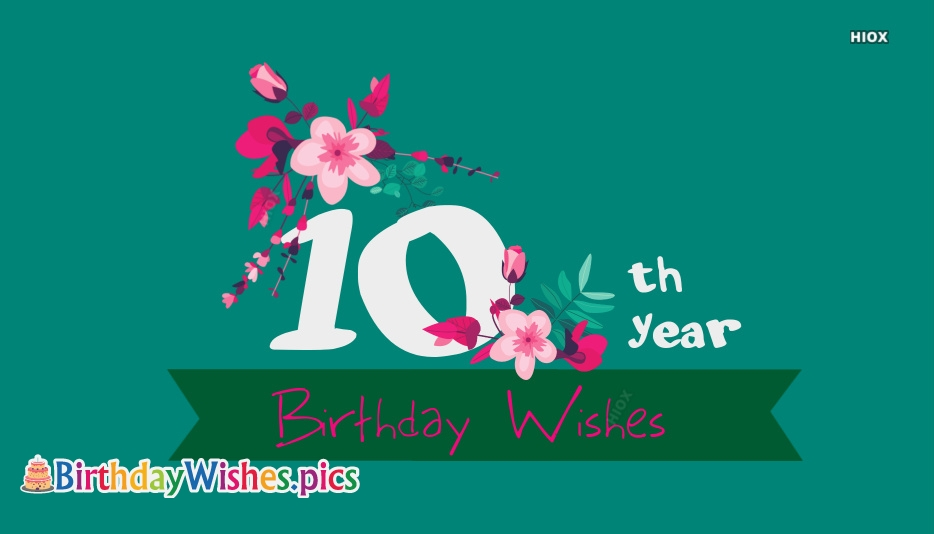 Happy Birthday Greetings For Little Kid