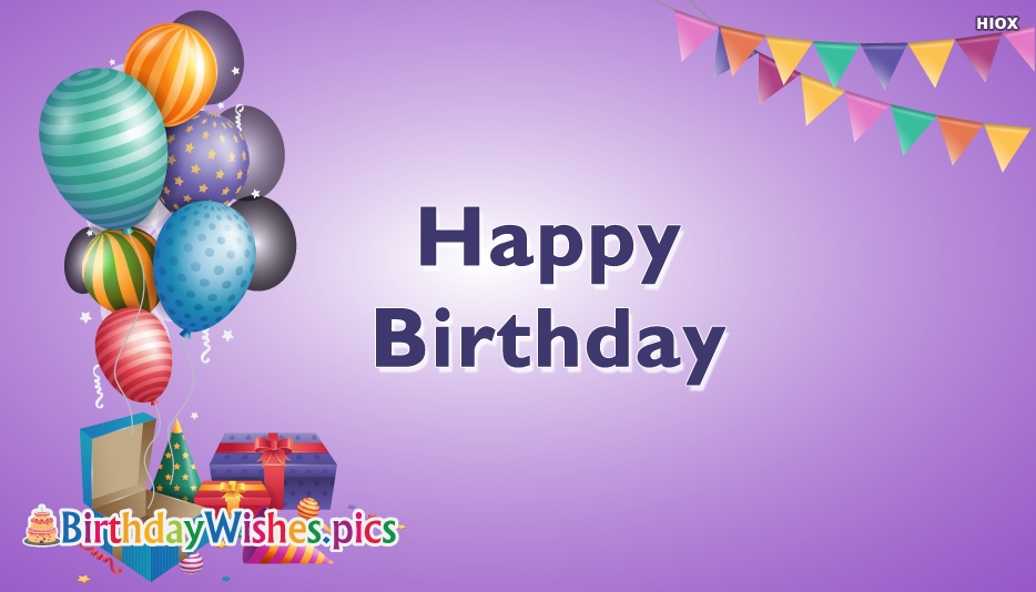 Birthday Wishes Images Wallpaper