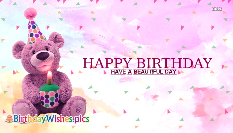 Birthday Wishes Images For Free Download