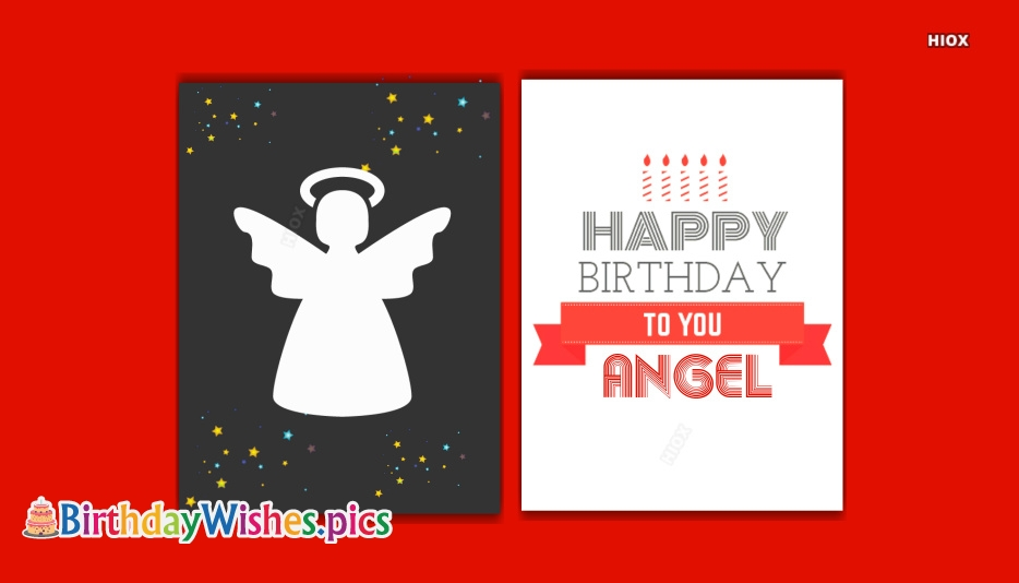 Happy Birthday Angel