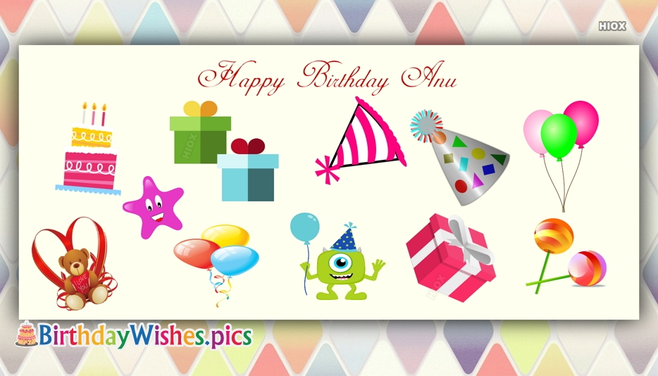 Birthday Wishes Images With Names