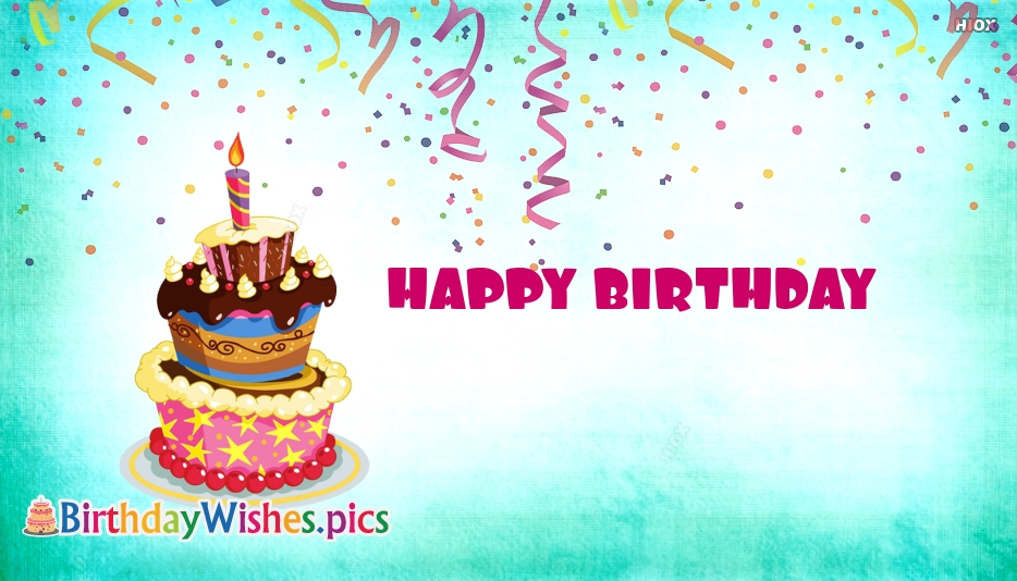 Happy Birthday Cake Download