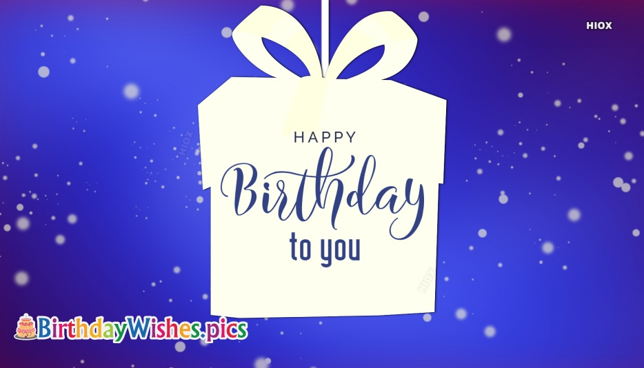 Happy Birthday Cute Images