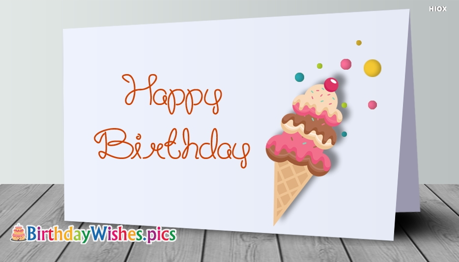 Happy Birthday Greetings Images