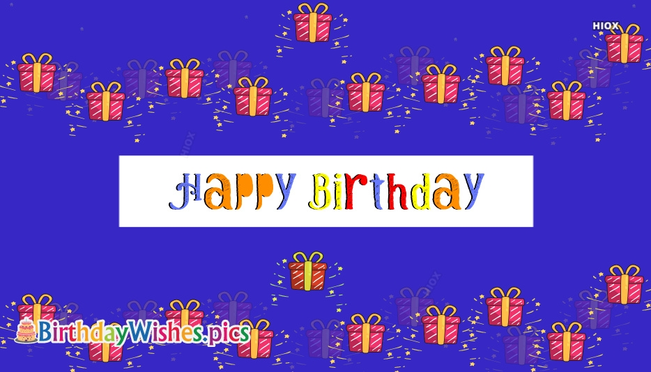 Birthday Wishes For Ecards | Happy Birthday Ecards Images