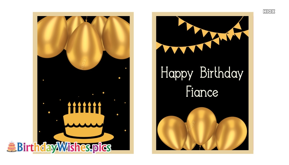 Birthday Wishes Images For Fiance