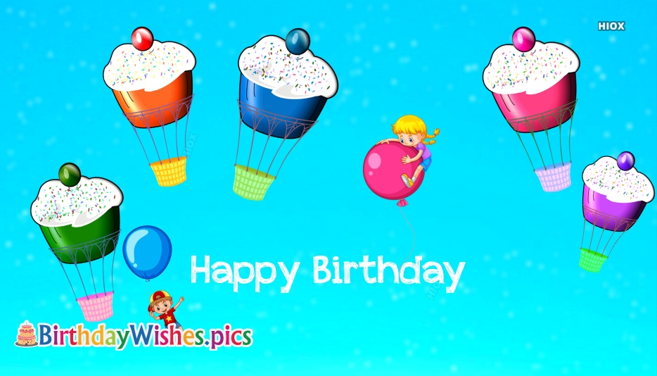Happy Birthday Kids Images