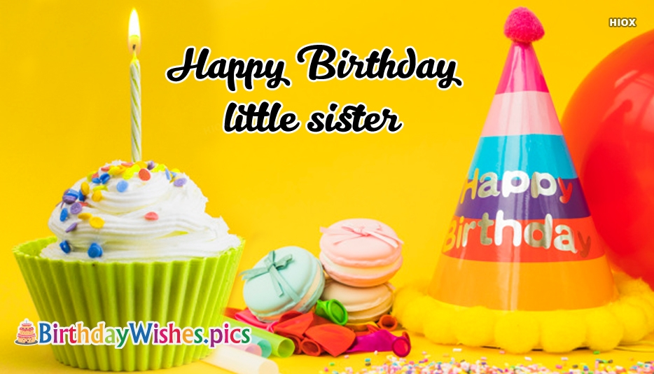 Sweet Birthday Wishes Images