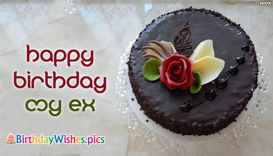 Birthday Wishes Images For Ex Lover