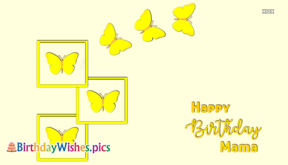Happy Birthday Wishes Images For Mom