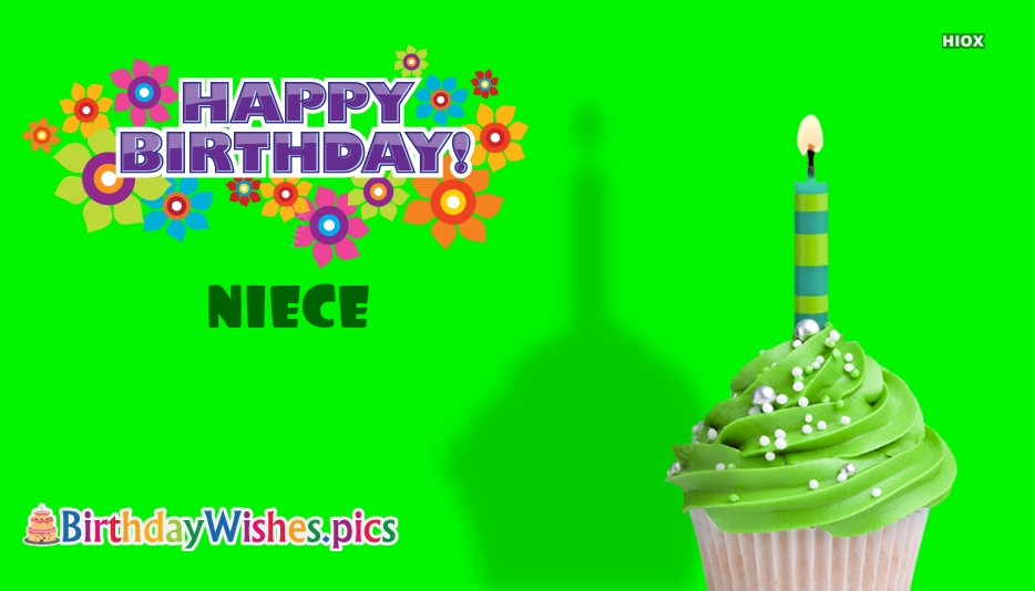 Happy Birthday Niece Images And Quotes
