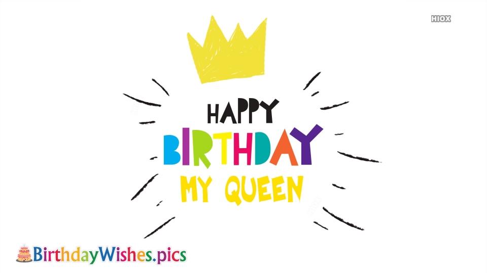 Happy Birthday Queen