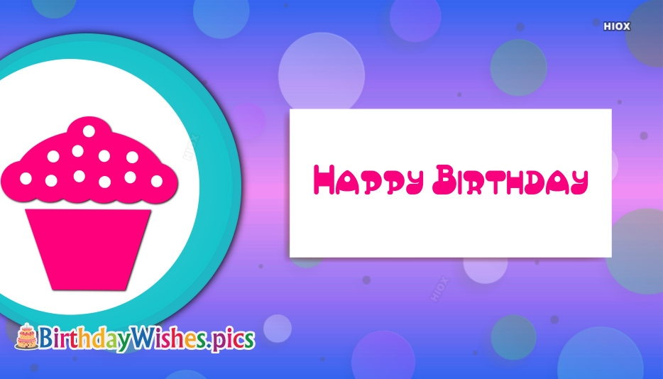Happy Birthday Cup Cake Images