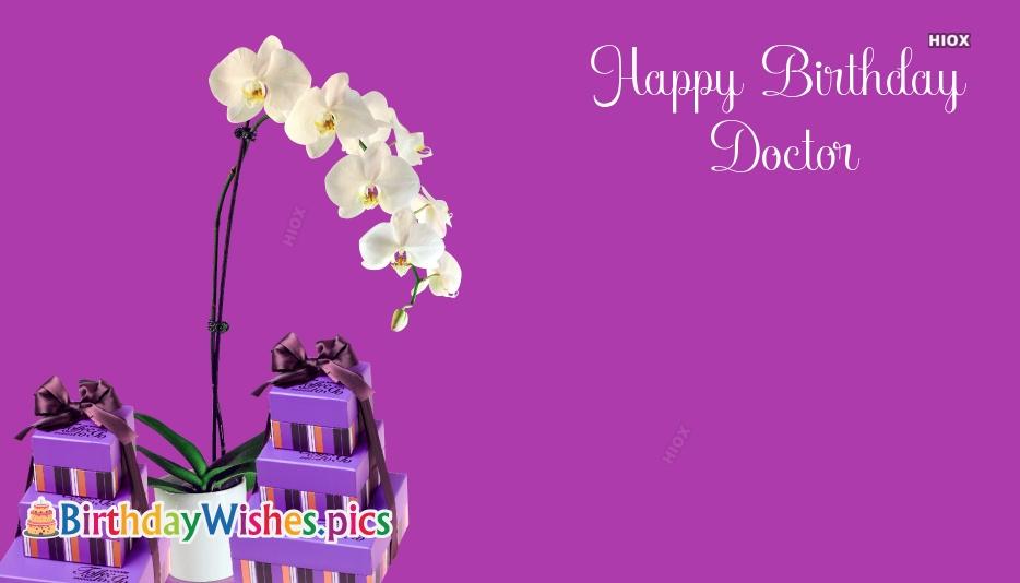 Happy Birthday To Doctor
