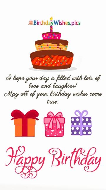 Happy Birthday To Employee