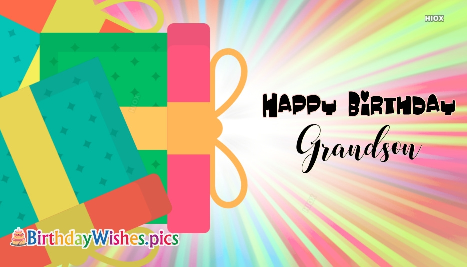 Birthday Wishes Images With Gift