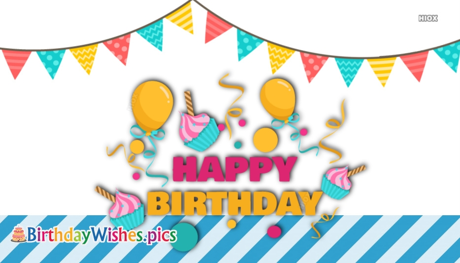 Elegant Birthday Wishes Images