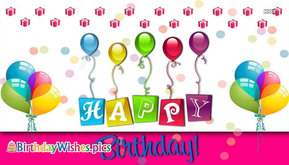 Birthday Wishes Images To Download