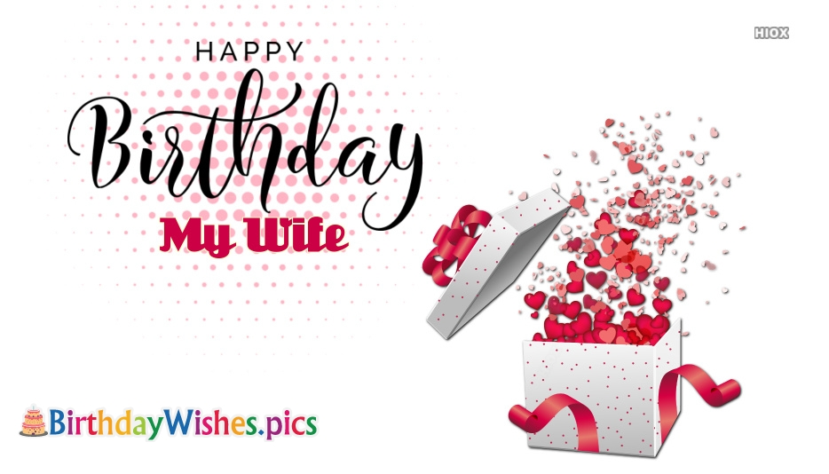 Happy Birthday Wishes To Gf | Future Wife Birthday Card