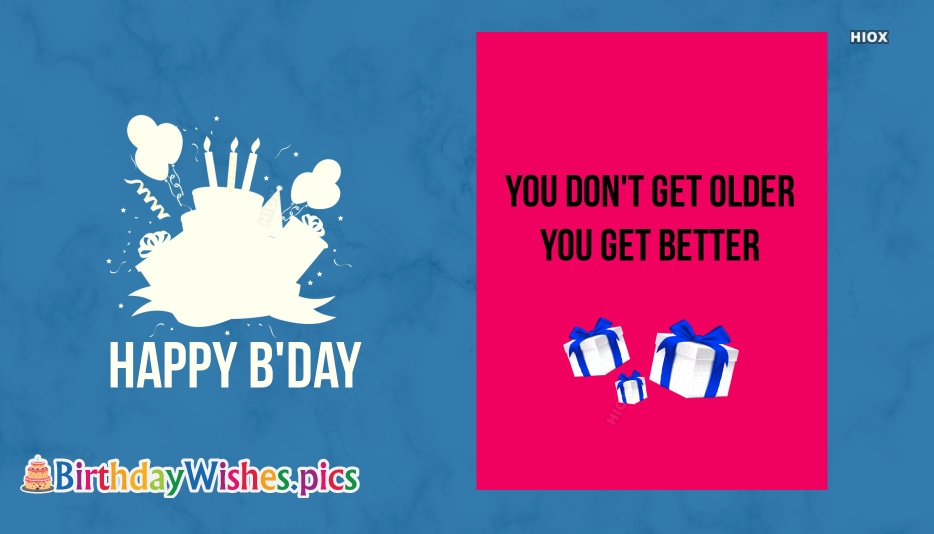 Birthday Wishes Images for Inspirational