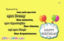 Birthday Wishes Quote For Bestie
