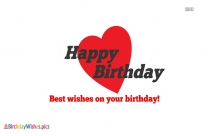Best Birthday Wishes For Your Lover