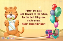 Birthday Wishes Lines For Friend