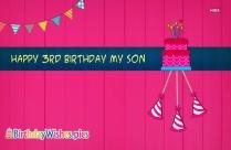 Happy 9th Birthday Son