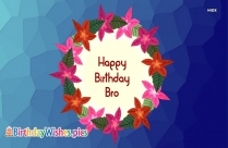 happy birthday dear brother images