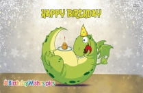 Happy Birthday Dragon