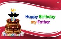 Happy Birthday My Father