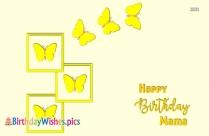 Happy Birthday My Mama