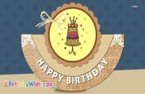 Simple Birthday Message