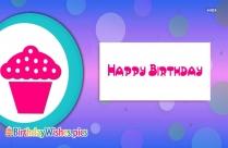 Happy Birthday Sparkle