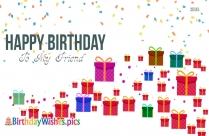 Happy Birthday Bestie Images