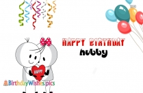 happy birthday wishes for husband images