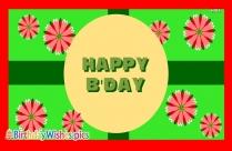 Happy Birthday Tulips Images